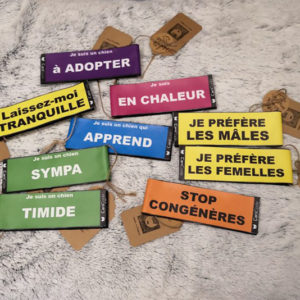Canicode - accessoires chiens